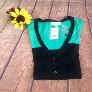 active cardigan Small